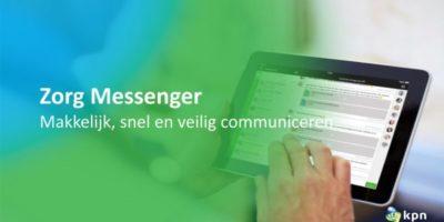 KPN-Zorg-Messenger_Logo